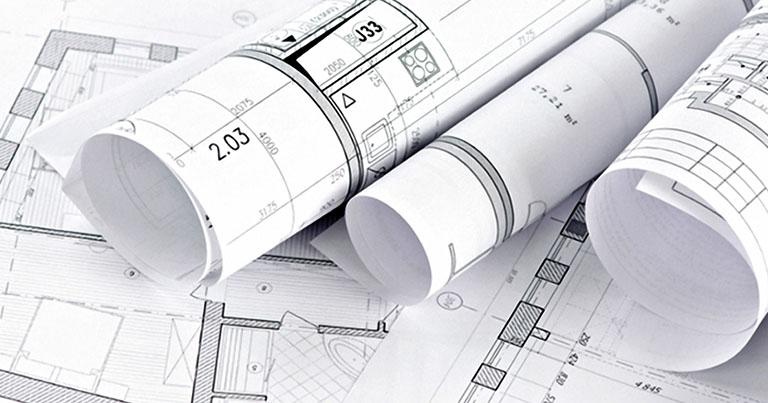¿Cómo doblar un plano arquitectónico?